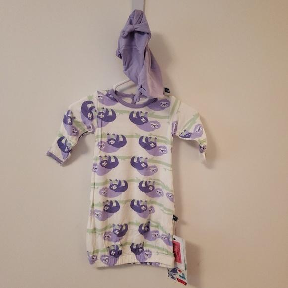 Kickee Pants Pajamas | Newborn Gown | Poshmark